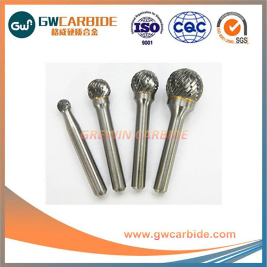 Tungsten Carbide Grinding Tools Rotary Detal Burrs pictures & photos