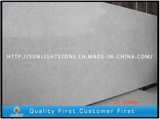 China Discount Cheap Pearl White Granite Paving Stone Floorwall