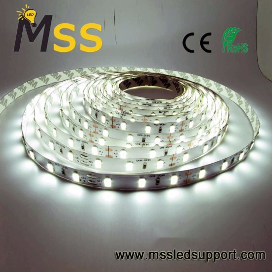 High Efficiency SMD5730 Flex LED Strip with 60LED/Mtr or 72LED/Mtr