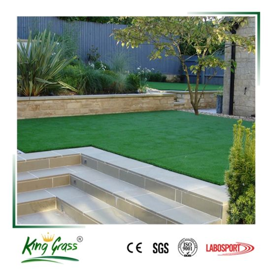 China Green Color Indoor And Outdoor Artificial Grass Carpet For
