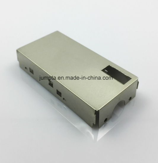 High - Frequency Head Circuit Stainless Steel Aluminum Stamping Shield  Shielding Box Protection Box Radiation Metal Box
