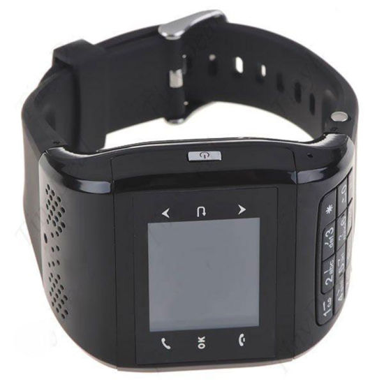 Gelbert Touch Screen Dual SIM Mobile Cell Phone Smart Watch Phone pictures & photos