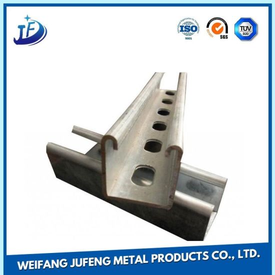 Customized Sheet Metal Forming Parts with Electroplating Service pictures & photos