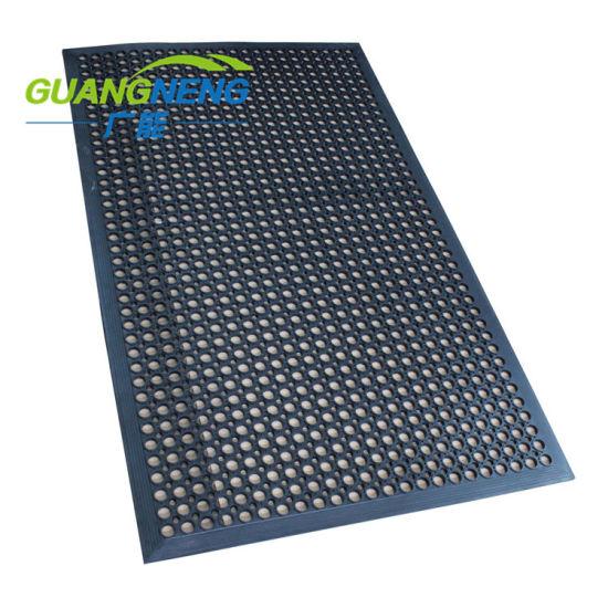 5'*3' Interlocking Grass Mat Oil Resistance Rubber Mat