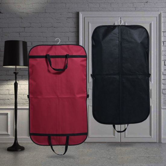 8c3742b249c8 China Non Woven PEVA PVC Polyester Garment Bag with Gusset - China ...