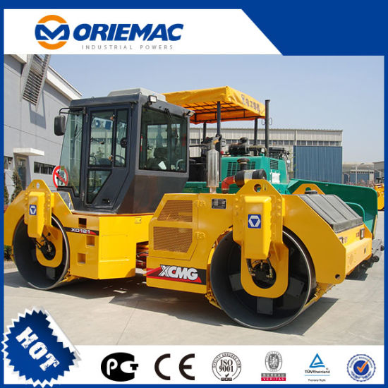 13 Ton Road Roller Xd132 Vibratiory Road Roller pictures & photos
