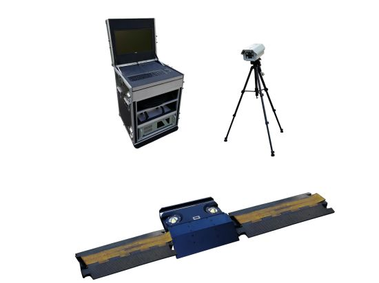 Portable Under Vehicle Detection System