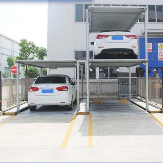 Economie & Popular Pit Car Parking Lift