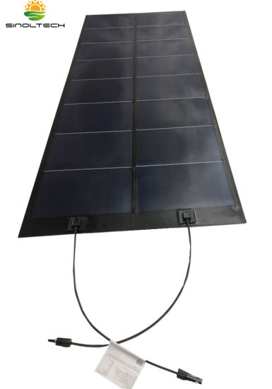 China 105w Roll Up And Flexible Solar Panels With Sticky