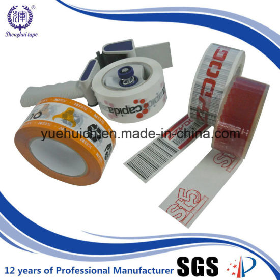 Low Price with ISO9001 Certificates Water Based Brown Packing Tape pictures & photos