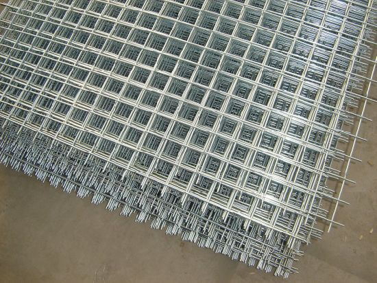 2X2 Hot Dipped Galvanized Welded Wire Mesh Panel for Fence