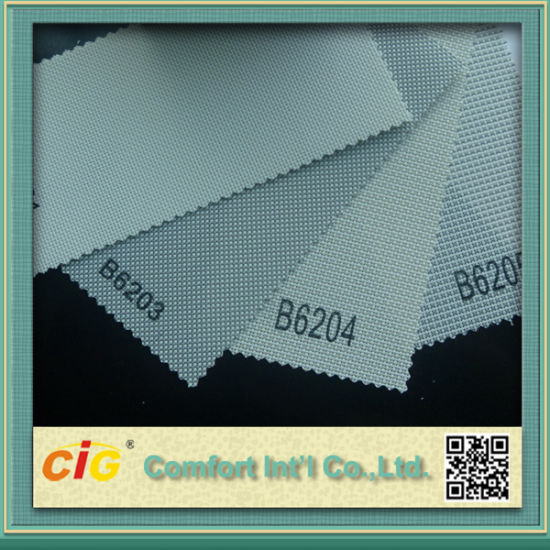 High Quality Blackout Fabric PVC Blackout Fabric for Roller pictures & photos