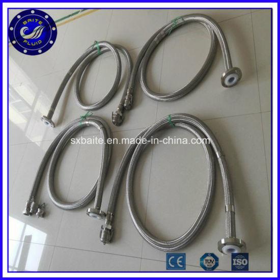 Steel Metal Hose Flexible Connector Braided Metal Hose