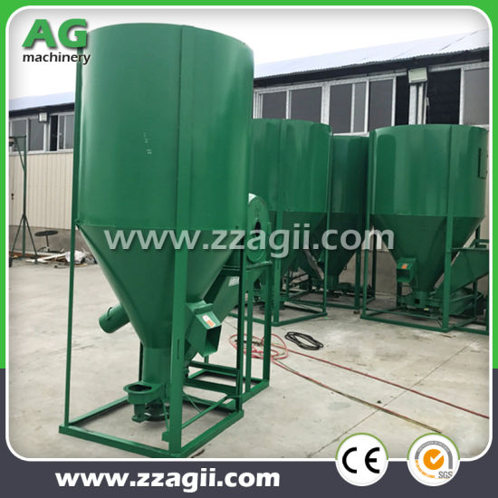 500kg High Efficient Electric Chicken Feed Mixing Machine for Sale