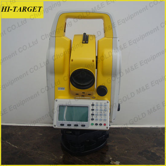 Hi Target Geodetic Survey Total Station With 2 Accuracy In Land Instrument Pictures