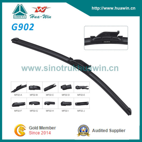 Traditional Multiple Function Soft Boneless Wiper Blade pictures & photos