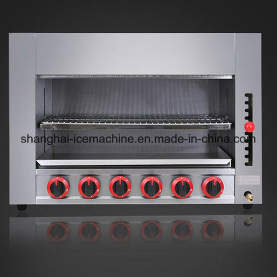 China Commercial Kitchen Equipment Stainless Steel Gas Kitchen ...