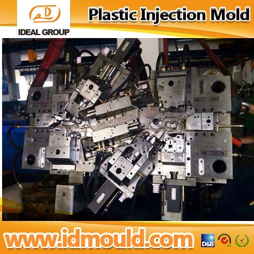 Cold Runner Plastic Mold pictures & photos