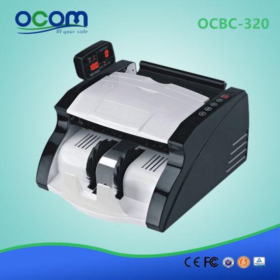 Portable Money Counter Machine Currency Checker (OCBC-320)