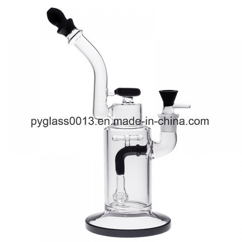 Heavy Thickness Glass Smoking Water Pipe