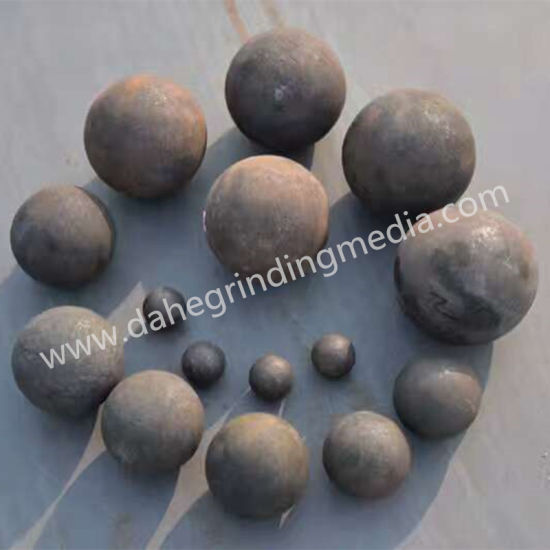 Professional Manufacturer of Grinding Steel Ball in China pictures & photos