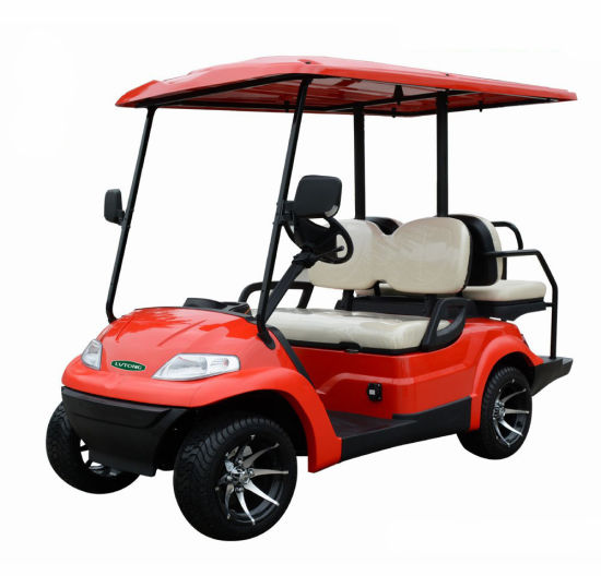 4 Seater Battery Operated Golf Cart (Lt-A627.2+2)