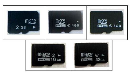 CE RoHS 2GB 4GB 8GB Micro SD Card pictures & photos