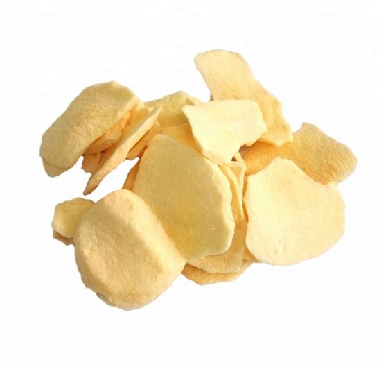 Nutritional Dried Apple Slice/Dice, Freeze Dried, 100% Natural Snack Foods