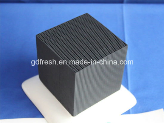 Honeycomb Activated Carbon for Air Purification