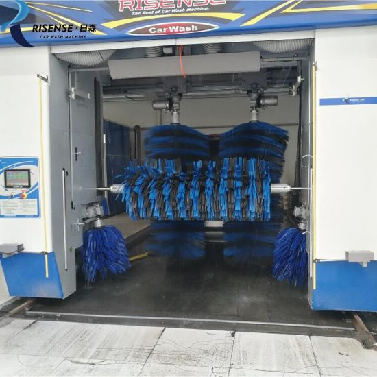 Full Automatic Rollover Car Washing Equipment for Sale