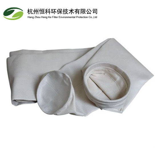 High Quality Fiberglass Dust Collector Filter Bag for Cement Plants