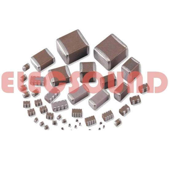 1206 68 pF 5 X SMD Multilayer Ceramic Capacitor 2 kV 3216 Metric ± 10/% C0