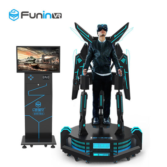 Factory for Vr Shooting Game 9d Virtual Reality Shooting Game