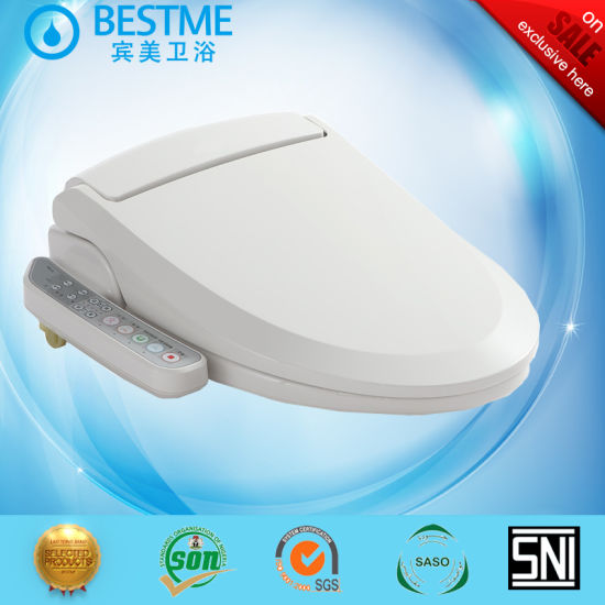 Hot Sale Bathroom Toilet Seat Smart Toilet Seat with Bidet