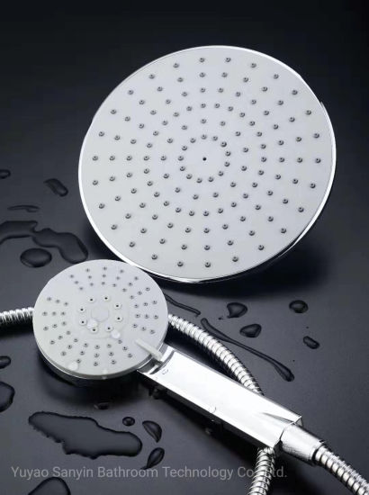 Portable Pressure Fashion Accessories Sanitary Ware SPA Water Shower Head