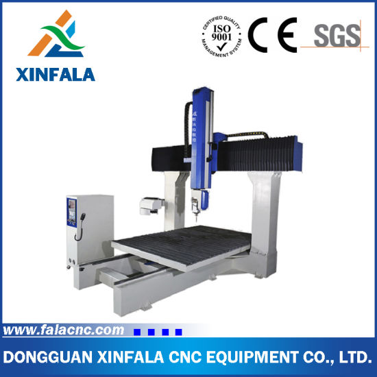 5 Axis CNC Router 5 Axis Engraving Machine for Composite