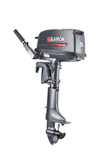 5HP Outboard Motor 2stroke Water Cooling Engine/ Marine Boat Engine