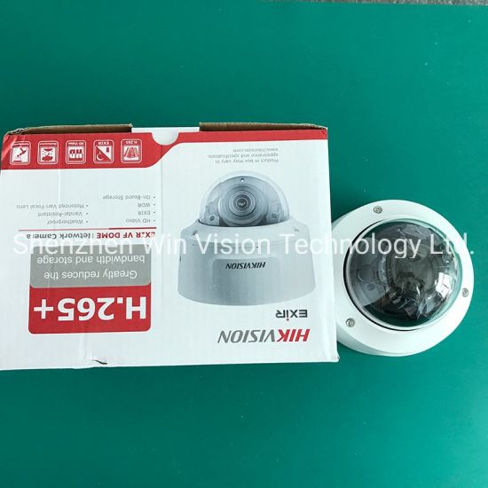 2.8-12 Hikvision English Version DS-2CD2742FWD-IZS 4MP Network IP camera Dome