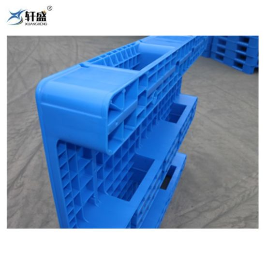 Chinese Manufactory High Quality Plastic Pallet Size 1200*1000mm HDPE Material