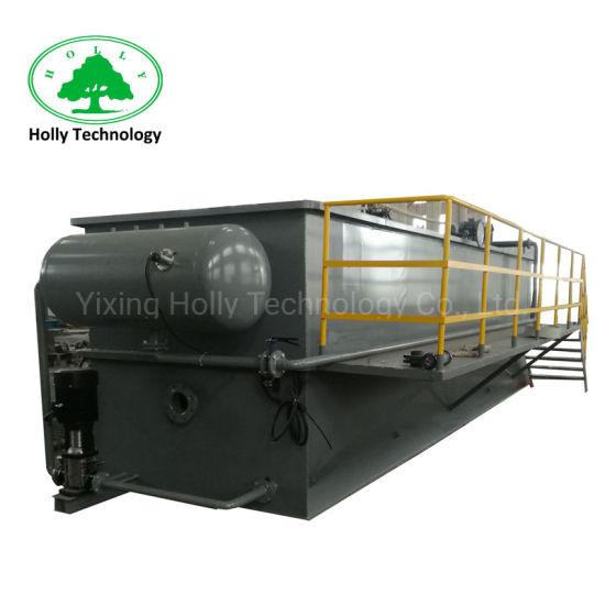 Dissolved Air Flotation (DAF) Machine for Sewage Treatment