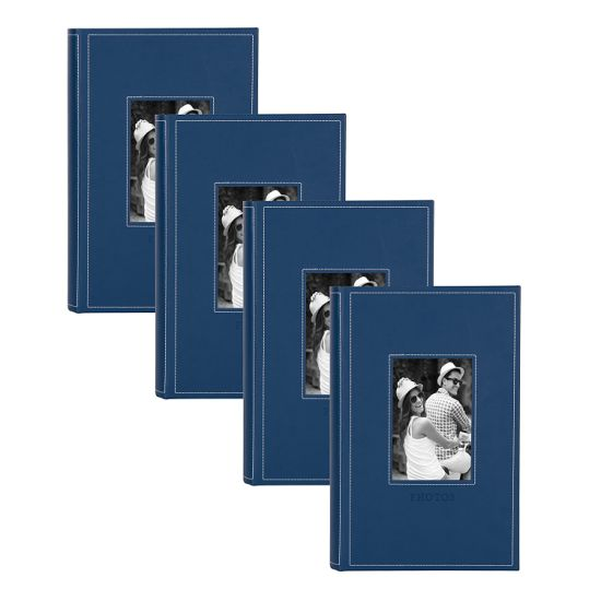 China Wedding Pu Custom Photo Album Holds 300 4x6 Photos China