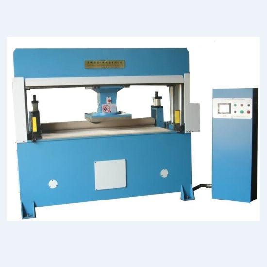 Hydraulic Automatic Foam Rubber Roll Feeding Die Cutting Machine