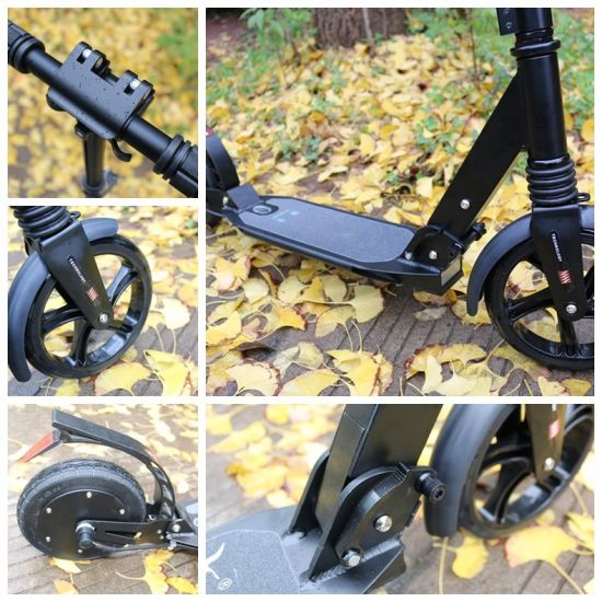 2018 New Adult Electric Scooter Aluminum Alloy Cheap Price pictures & photos