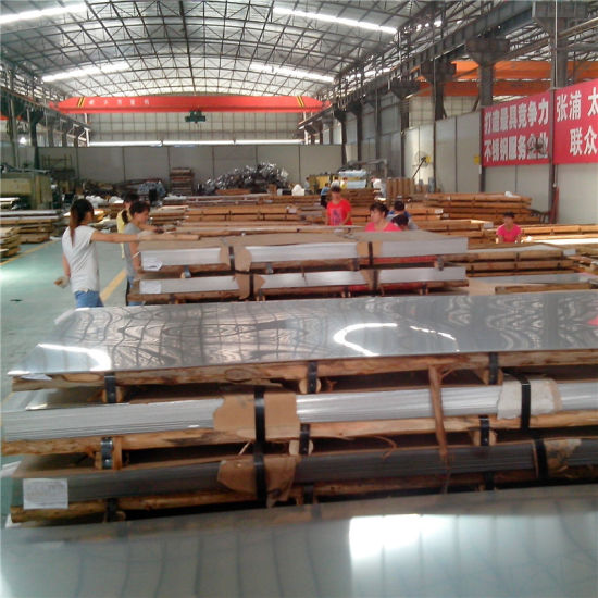 China Factory Stainless Steel Sheet 1.4546 pictures & photos