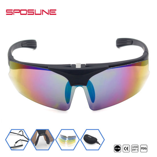 61928397a819 Cheap Mens Running Sunglasses Ce Rx Sport Glasses Sports Sunglasses