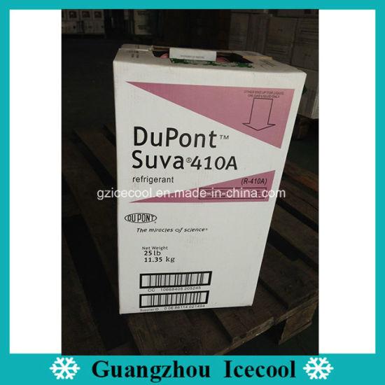 DuPont Suva Net Weight 13 6kg Freon R22/R404A/R134A/R410A/R407c Refrigerant  (refrigerante) Gas