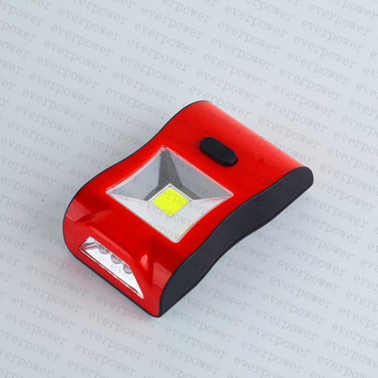 Foldable Hook Magnet COB 3W LED Work Light pictures & photos