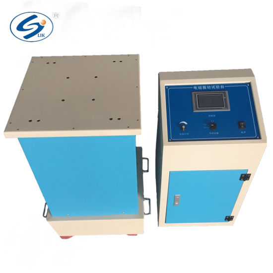 ISO High Frequency Electromagnetic Simple Vibration Test Table