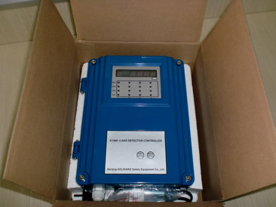 Industrial Gas Concertation Control Gas Leak Detector Controller pictures & photos