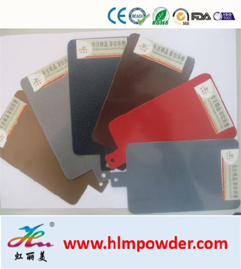 Electrostatic Spray Harmmer Effect Powder Coating with SGS Certification pictures & photos
